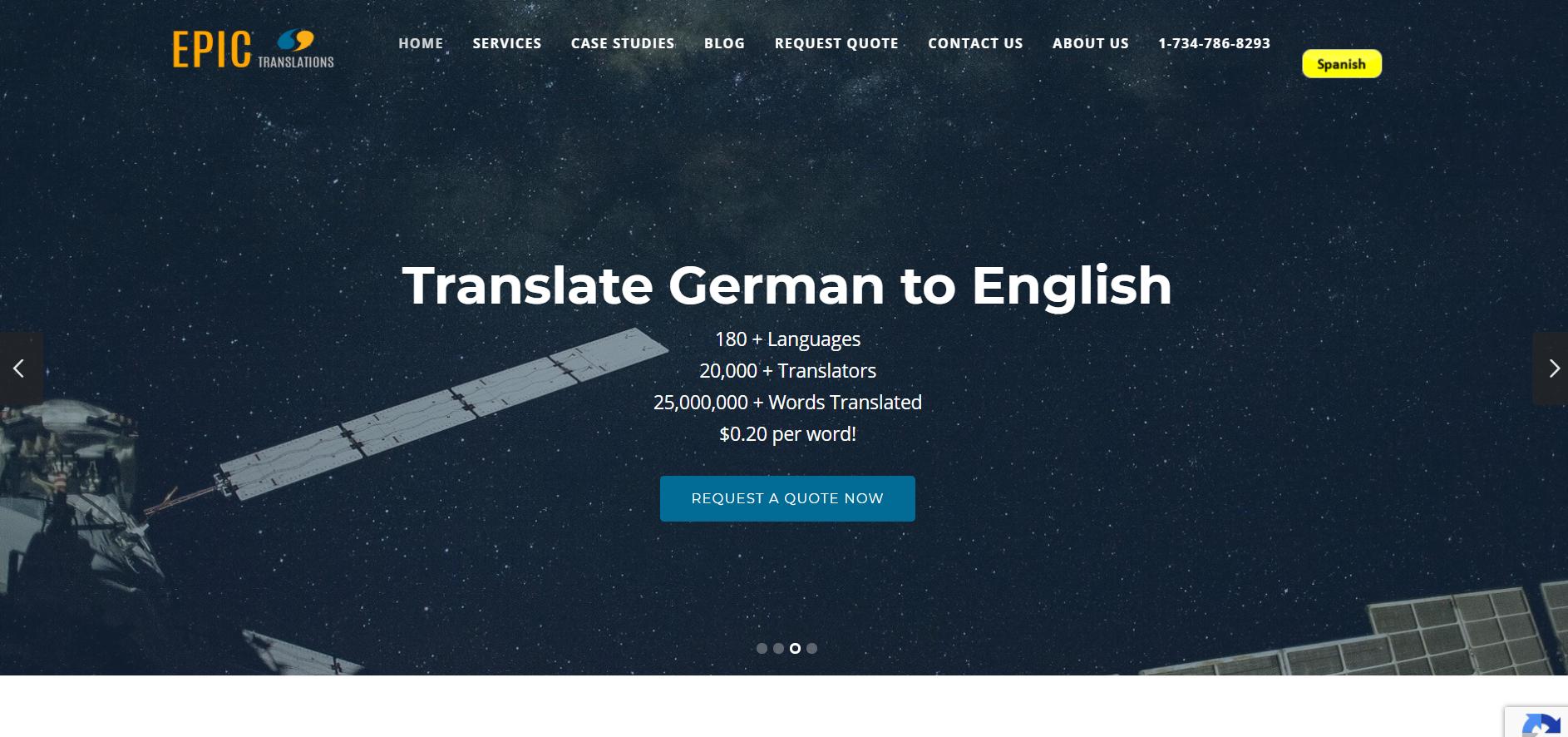 Epic Translations LLC.
