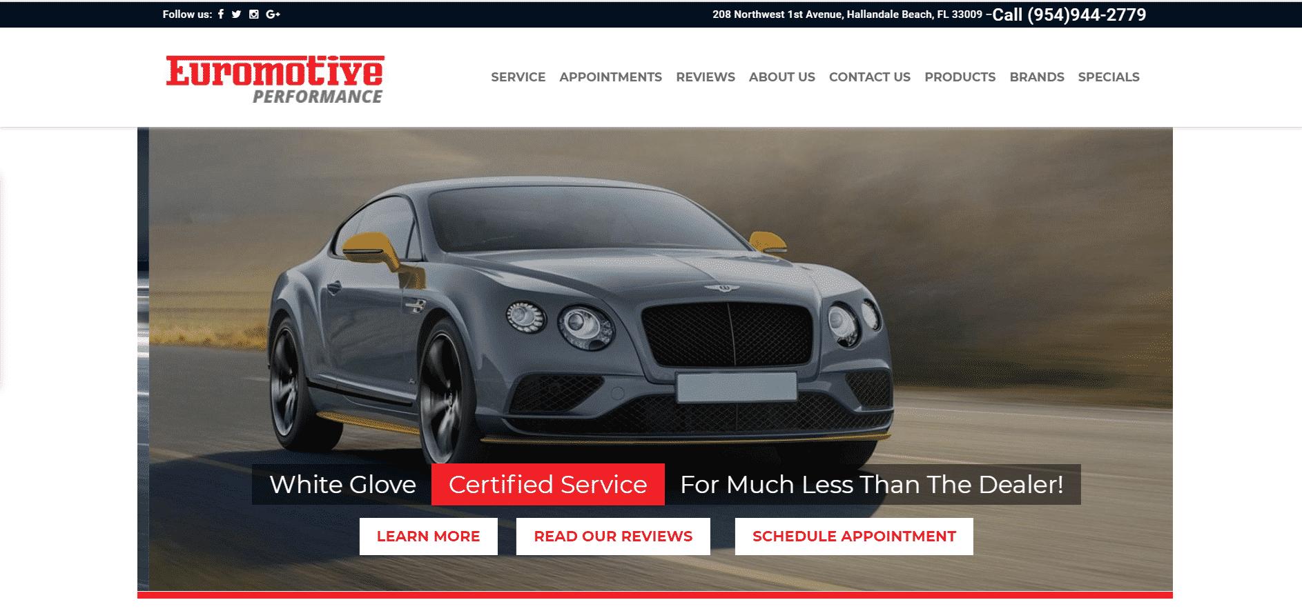 Euromotive Performance LLC.