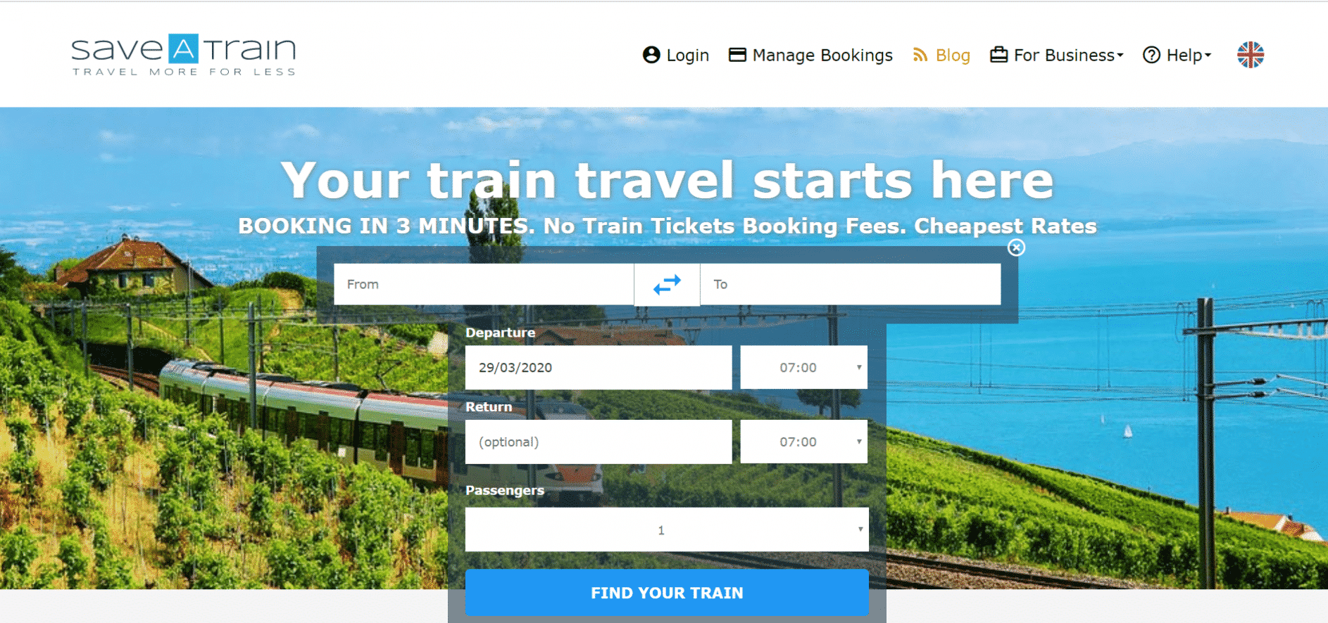 Save A Train Ltd.