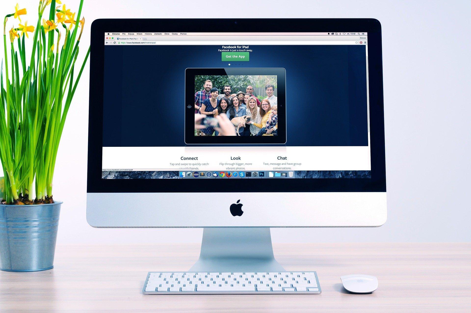 new website seo