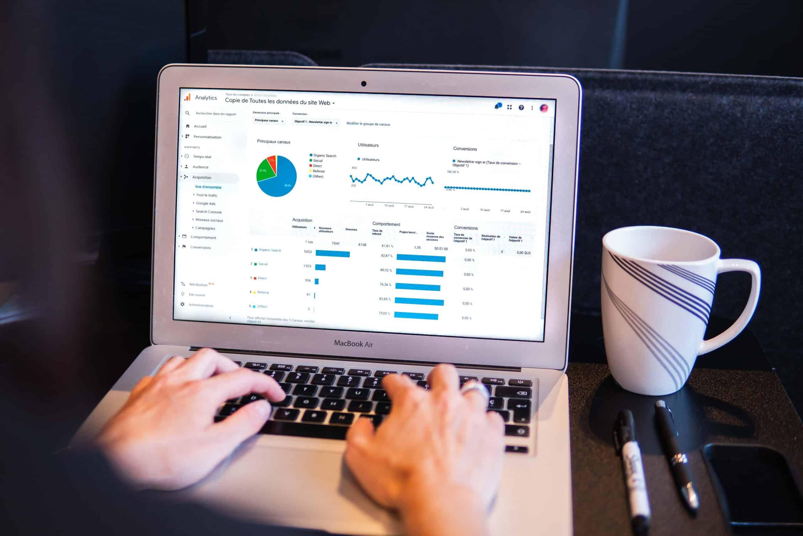 Megmutatjuk, hogyan állítsd be a Google Analyticset!